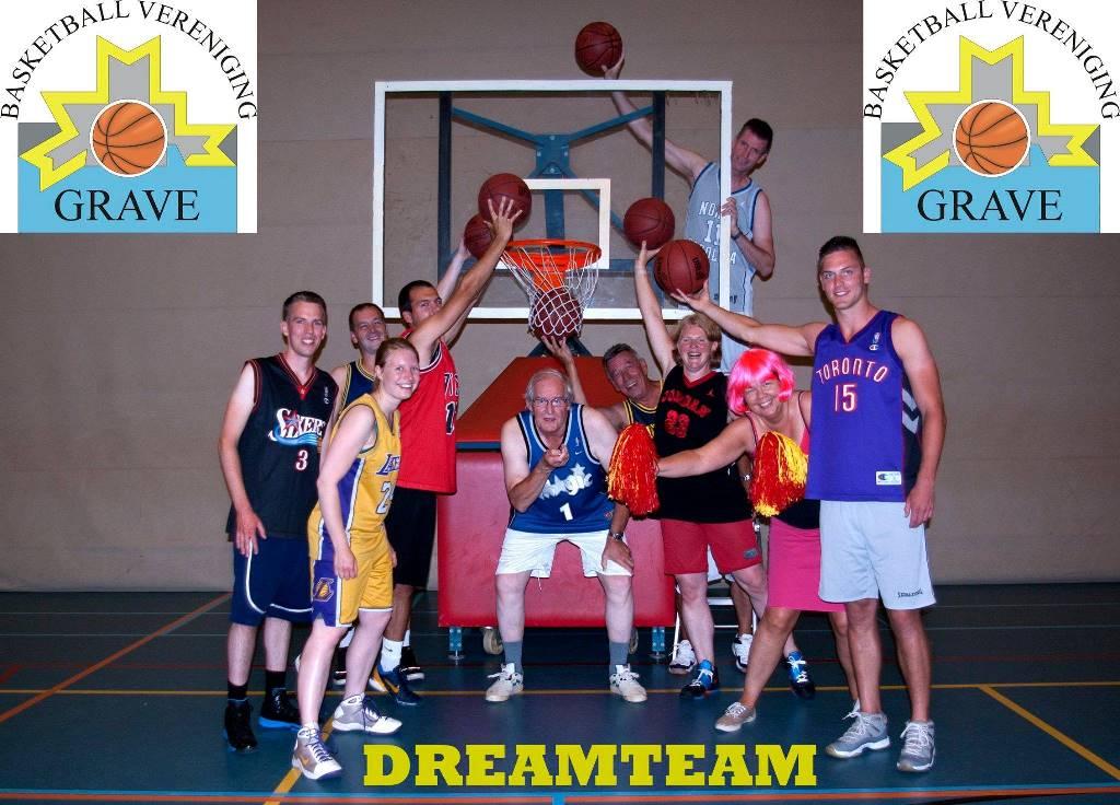 teamfoto dreamteam 2015 - klein